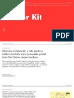 Makeshift Partnerkit 2014