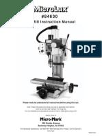 84630 r8 Mill Instructions