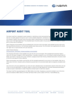 2015 Airport Audit Tool