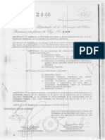 Ley 06478 Provincia Del Chaco