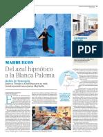 Marruecos. Del azul hipnótico a la Blanca Paloma (ABC 16 Diciembre 2016)
