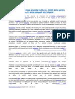 Hipermarketul Carrefour Amendat Pentru Reclama Mincinoasa
