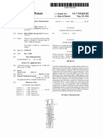 Packer Sealing Element With Shape Memory Material