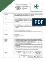 8.1.4 (1) SOP Pelaporan HAsil Pmrx Lab Kritis