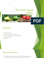 Cashew Nut Shell Liquid (CNSL).Eng