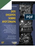 2 Ensayos Sobre Ayotzinapa1