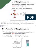 CHM1052L Inorganic 4