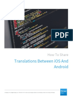 How To Share Translations Between IOS And Android