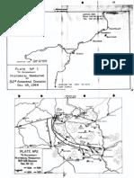 WWII 82nd Airborne Belgium Maps
