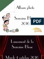 Photos Semaine Bleue 2016