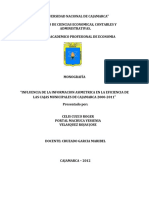 Ejemplo Monografia Microcreditos Terminado