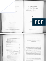 Coriat (1994) Los Desafíos de La Competitividad