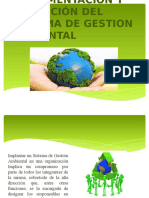 Implementacion y Operadores Del Sistema de Gestion Ambiental