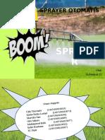 Boom Sprayer