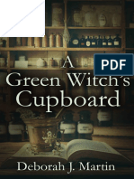 A Green Witch's Cupboard