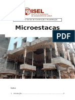 PGCR - Microestacas