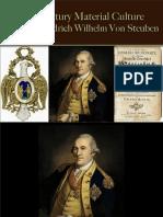 Military - American War for Independence - Von Steuben