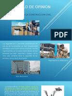 Articulo de Opinión seguridad en la construcción civil