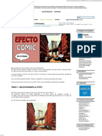 Tutorial Efecto Comic Con Photoshop