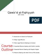 Full Compilation Qawaid Fiqhiyyah