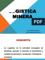 Clase 1 Logistica Minera