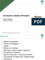 02 Introductory Seismic Principles - Simon Oakley