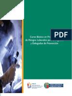 Manual Delegado Prevencion Osalan 2014