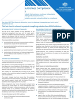 National Code and Guidelines Compliance for Project Managers