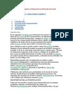 Teoría de Los Conmurientes y El Testamento en El Derecho Sucesoral Dominicana