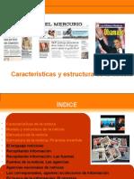Caracteristicas y Estructura de La Noticia 2