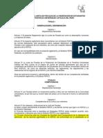 Propuesta de modificación Reglamento Junta de Fiscales