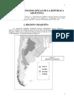 Regiones Fitogeográficas de La República Argentina (Texto) Botánica sistemática- FAUBA
