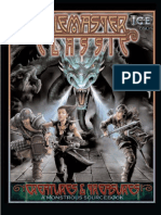 Rolemaster 5 Classic Creatures and Treasures 2007 English
