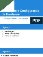 Aula de Montagem e Configuração de Hardware