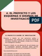 4. EL PROYECTO Y LOS ESQUEMAS.pptx