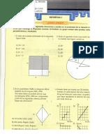Guía 1er Bloque 3o Matemáticas