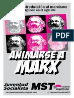 Cuaderno de Lectura Animarse a Marx 2