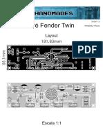 Pré Fender Twin