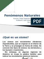 Fenómenos Naturales Diego Aguilar