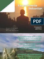 EXPERIENCIA  INTERIOR por Jose Antonio Pagola