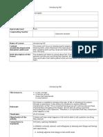 e-portfolio lesson 1