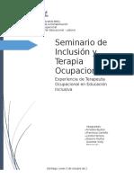 Seminario de Inclusión