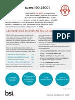 Beneficios ISO 45001_BSI