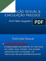 Disfunção Sexual