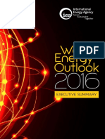 World Energy Out Look 2016 Executive Summary English