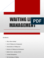 WAITING LINE MANAGEMENT.pptx
