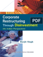 Corporate Restructuring Through Disinvestment - An Indian Perspective.pdf