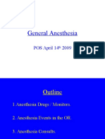 Abrahamson - General Anesthesia
