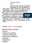 Alcance Norma ISO 9001_2015