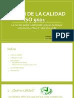 Gestión de La Calidad Iso 9001 PDF